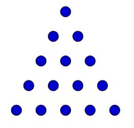 Dreieckszahlen (Ma 4)